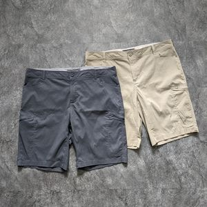 Denver Hayes quick dry cargo shorts pair
